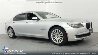 2011 BMW 7 Series 750Li xDrive in McKinney, Texas 75070