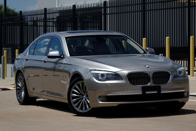 2011 BMW 7-Series 750Li * LUX Seating * Heads-Up * 19's * CAMERA PKG