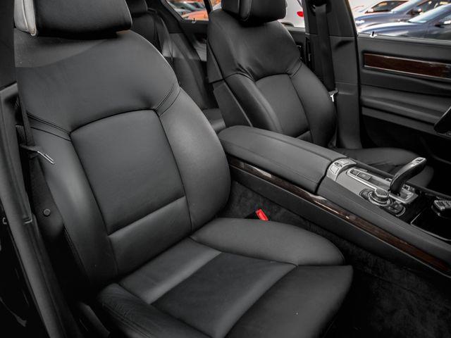 2011 BMW 740i Burbank, CA 10