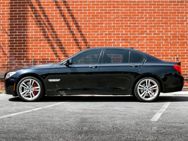 2011 BMW 740i Burbank, CA 5