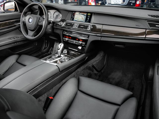 2011 BMW 740i Burbank, CA 9