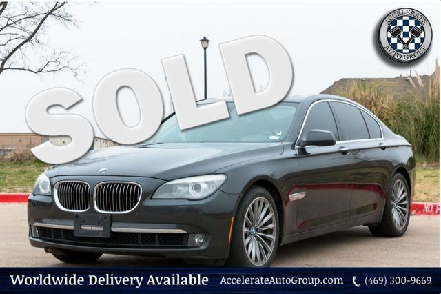 2011 BMW 740i  in Rowlett