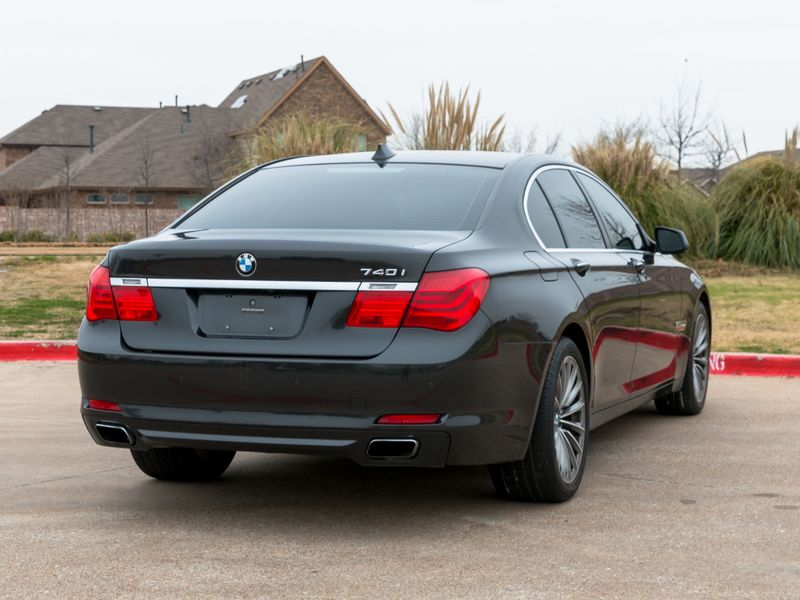 2011 BMW 740i  in Rowlett, Texas
