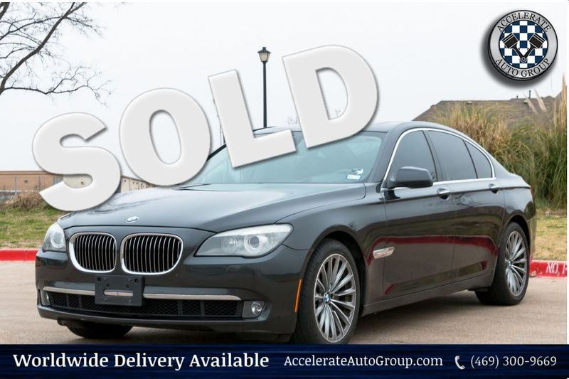2011 BMW 740i  in Rowlett Texas