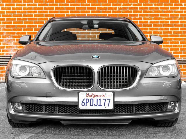 2011 BMW 740Li Burbank, CA 2