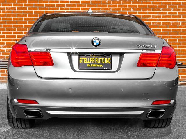 2011 BMW 740Li Burbank, CA 3