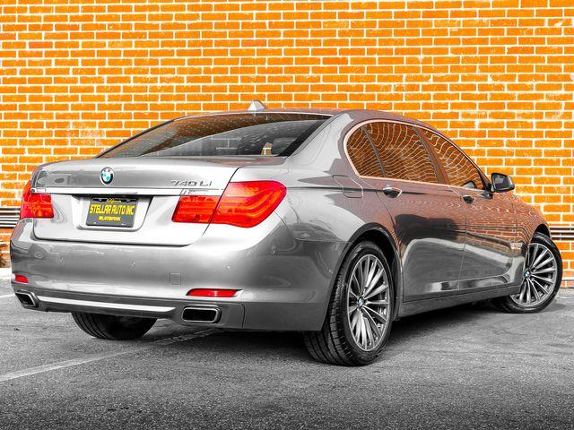 2011 BMW 740Li Burbank, CA 4