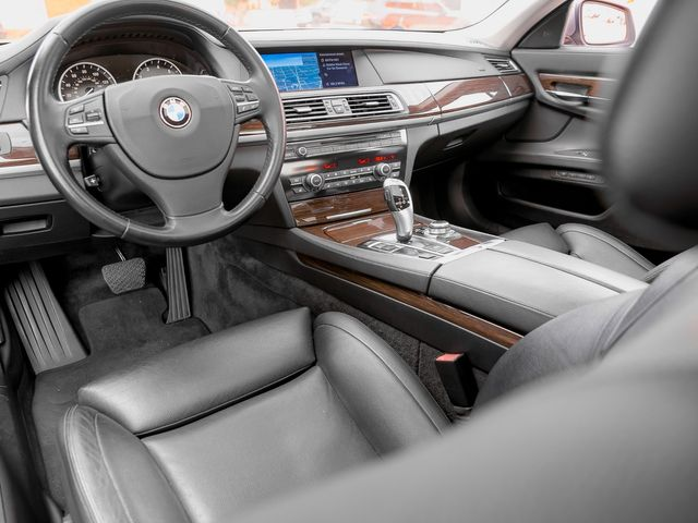 2011 BMW 740Li Burbank, CA 9