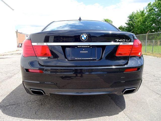 2011 BMW 740Li 740Li Madison, NC 3