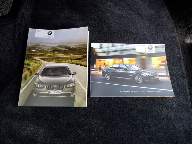 2011 BMW 740Li 740Li Madison, NC 56
