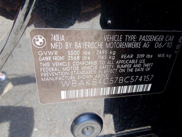 2011 BMW 740Li 740Li Madison, NC 59