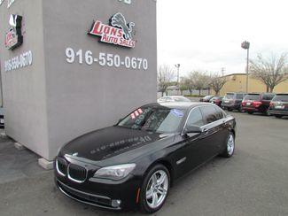 2011 BMW 740Li in Sacramento CA, 95825