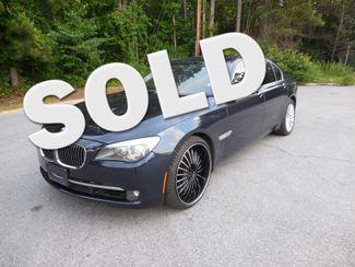 2011 BMW 740Li Snellville , GA