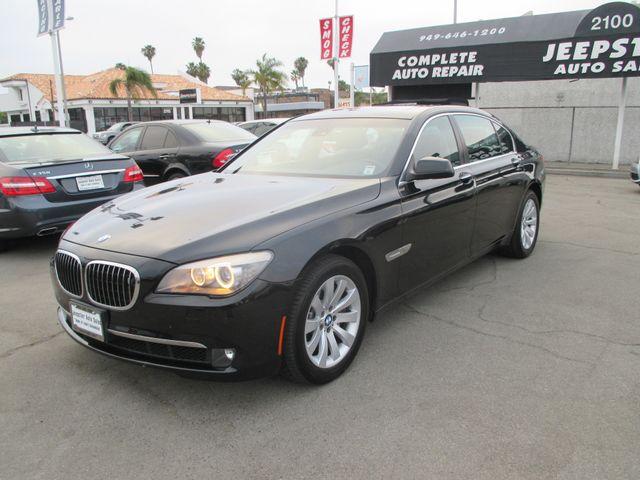 2011 BMW 750Li Luxury Sedan