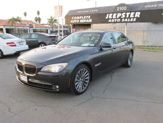 2011 BMW 750Li Luxury Sedan in Costa Mesa, California 92627