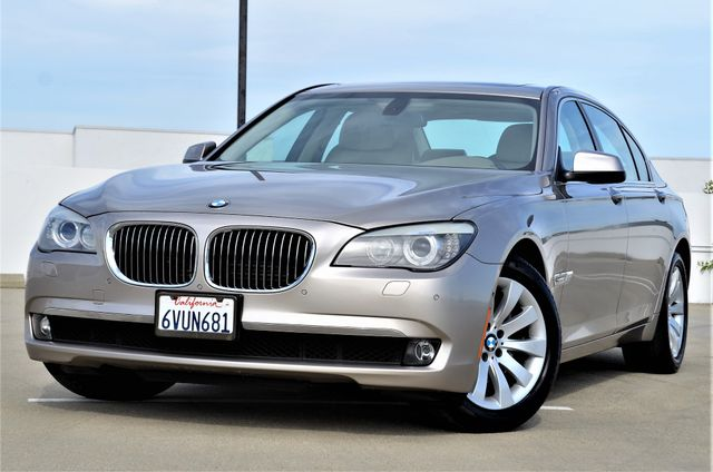 2011 BMW 750Li in Reseda, CA, CA 91335