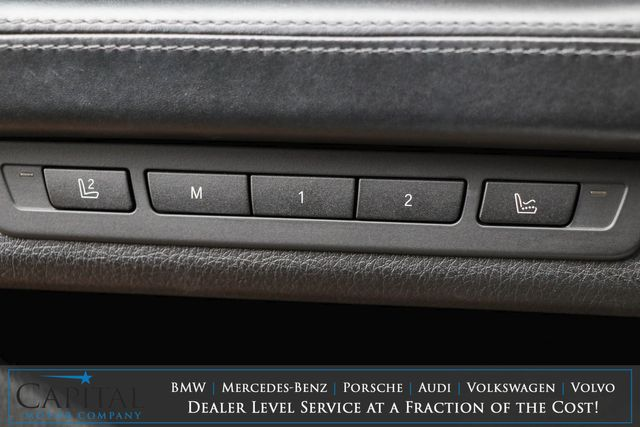 2011 BMW 750Li xDrive AWD Luxury w/Nav, Camera Pkg, Climate Seats w/Massage, Moonroof & Alpina Wheels in Eau Claire, Wisconsin 54703