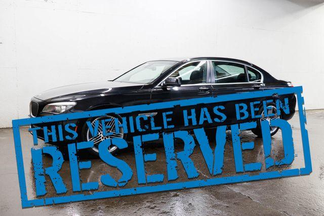 2011 BMW 750Li xDrive AWD Luxury w/Nav, Camera Pkg, Climate Seats w/Massage, Moonroof & Alpina Wheels