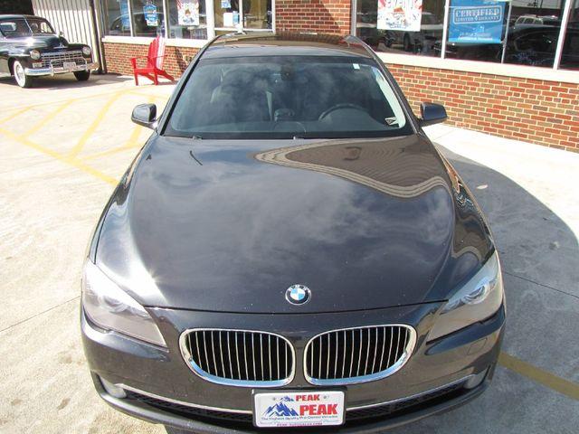 2011 BMW 750Li xDrive LXI in Medina OHIO, 44256