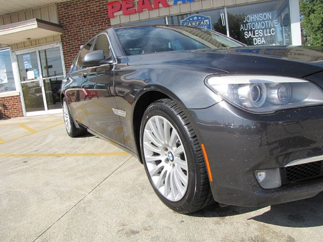2011 BMW 750Li xDrive LXI in Medina OHIO, 44256