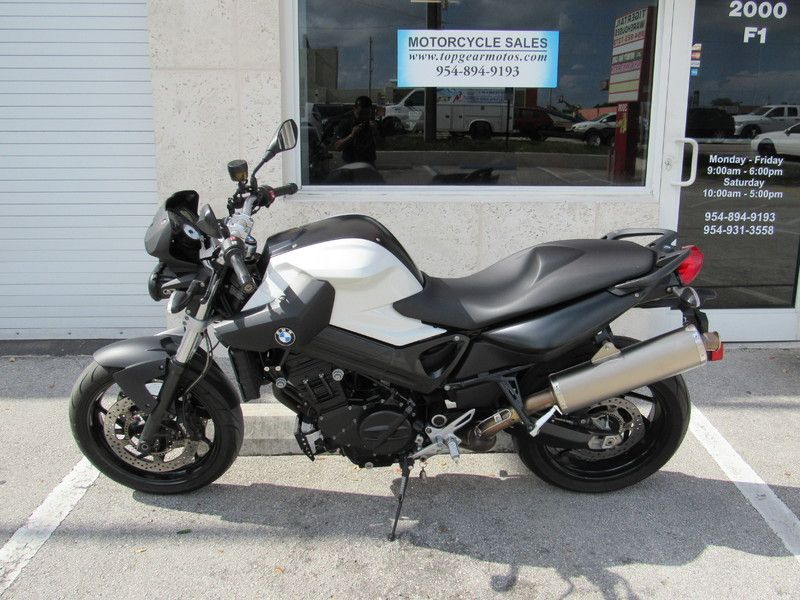 2011 BMW F800 R ABS   city Florida  Top Gear Inc  in Dania Beach, Florida