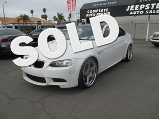 2011 BMW M3 Coupe in Costa Mesa California, 92627