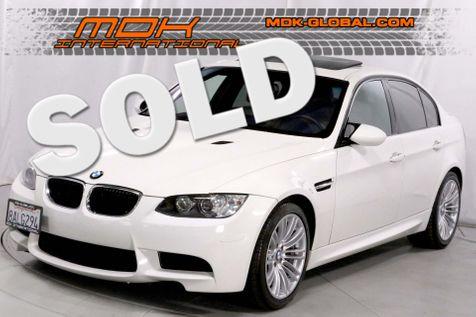 2011 BMW M3  - Navigation - Tech pkg  in Los Angeles