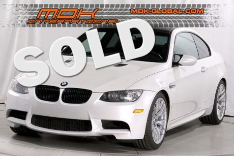 2011 BMW M3 - Competition pkg - Tech pkg - DCT - EDC - Carbon in Los Angeles