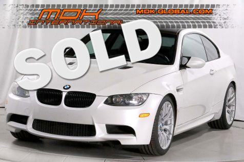 2011 BMW M3 - Competition pkg - Tech pkg - DCT - EDC - Carbon in Los Angeles