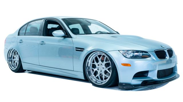 2011 BMW M3 Bagged with Many Upgrades in Dallas, TX 75229