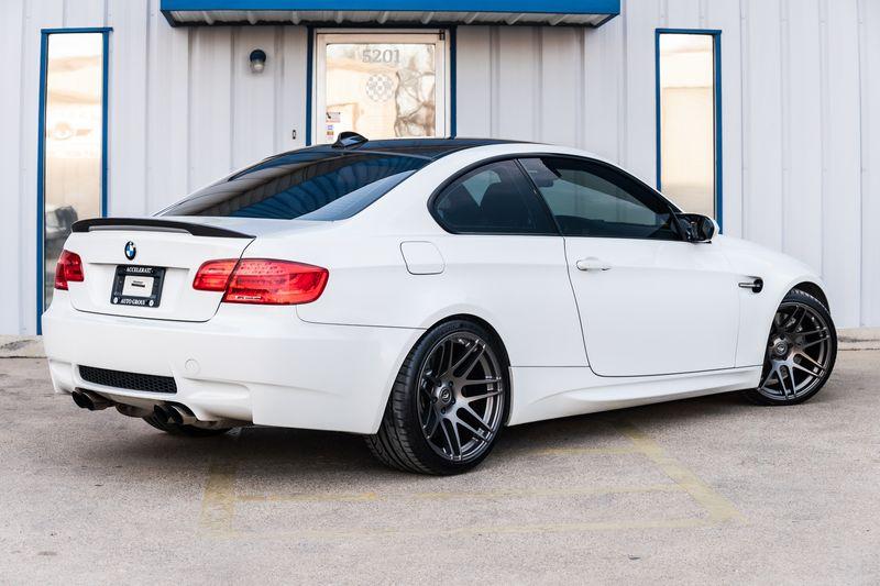 2011 BMW M3 Tasteful Upgrades in Rowlett, Texas