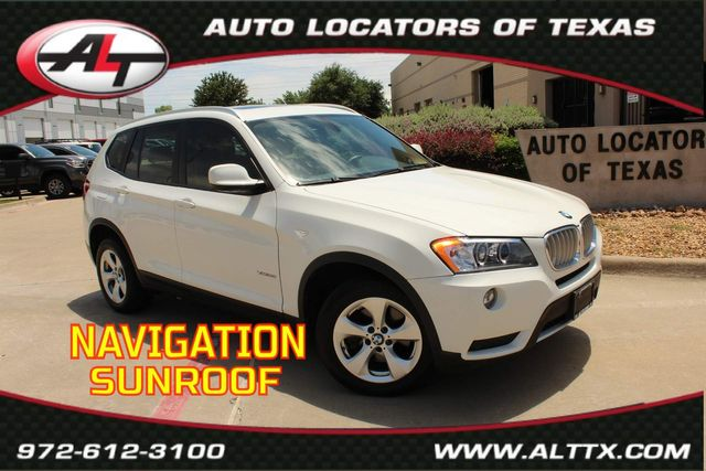 2011 BMW X3 xDrive28i 28i in Plano, TX 75093