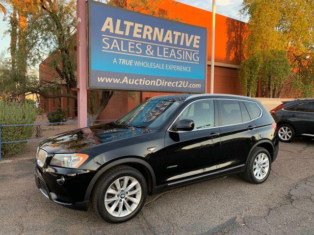 2011 BMW X3 xDrive28i AWD 3 MONTH/3,000 MILE NATIONAL POWERTRAIN WARRANTY in Mesa, Arizona 85201