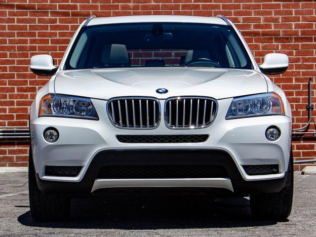 2011 BMW X3 xDrive28i 28i Burbank, CA 2