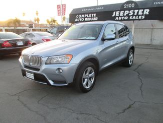 2011 BMW X3 xDrive28i SUV in Costa Mesa California, 92627
