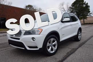 2011 BMW X3 xDrive28i 28i in Memphis Tennessee, 38128