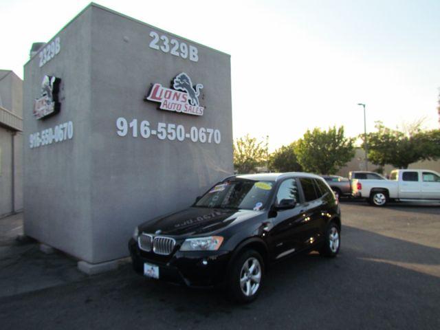 2011 BMW X3 xDrive28i 28i in Sacramento, CA 95825