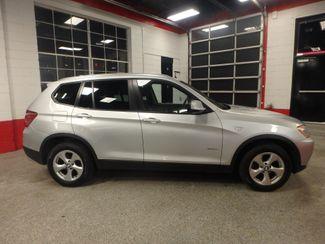 2011 Bmw X3 X-Drive, B\U CAMERA, B-TOOTH, LOADED & CLEAN Saint Louis Park, MN 1