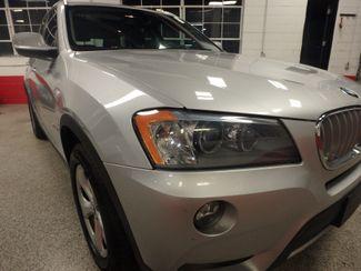 2011 Bmw X3 X-Drive, B\U CAMERA, B-TOOTH, LOADED & CLEAN Saint Louis Park, MN 20