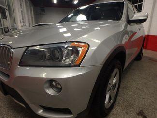 2011 Bmw X3 X-Drive, B\U CAMERA, B-TOOTH, LOADED & CLEAN Saint Louis Park, MN 22