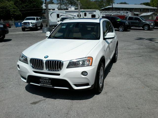 2011 BMW X3 xDrive28i San Antonio, Texas 1