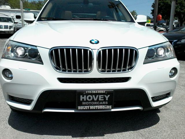 2011 BMW X3 xDrive28i San Antonio, Texas 8