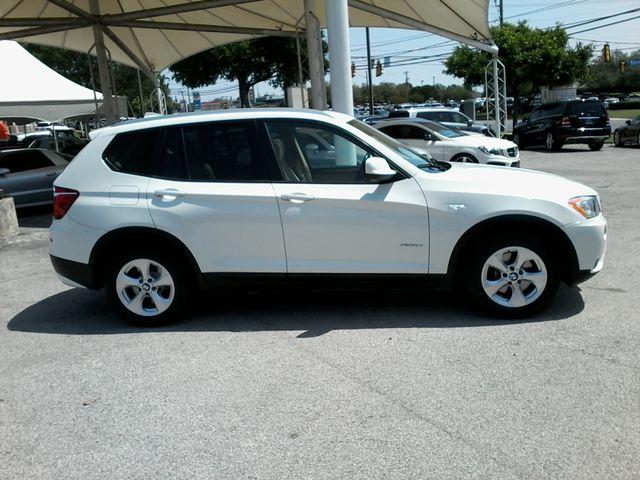 2011 BMW X3 xDrive28i San Antonio, Texas 4