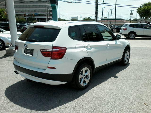 2011 BMW X3 xDrive28i San Antonio, Texas 5