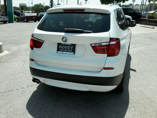 2011 BMW X3 xDrive28i San Antonio, Texas 6