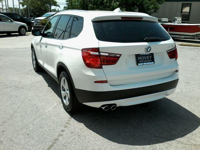 2011 BMW X3 xDrive28i San Antonio, Texas 7