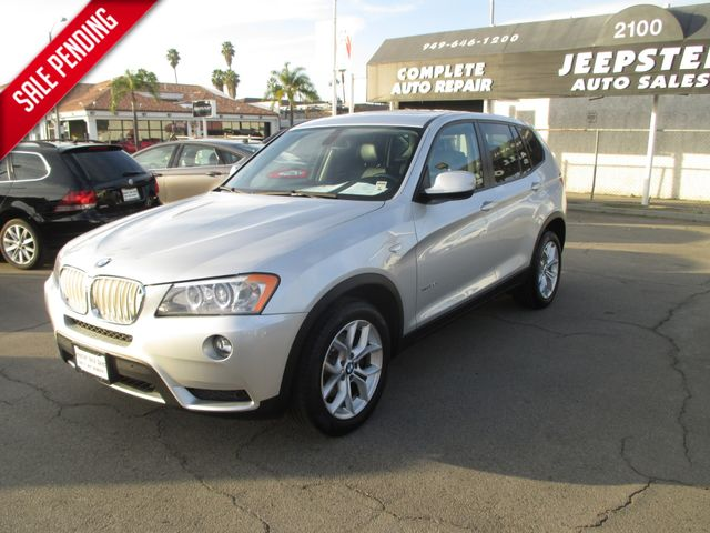 2011 BMW X3 xDrive35i SUV AWD in Costa Mesa, California 92627