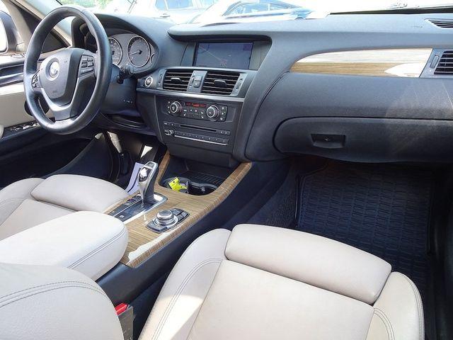 2011 BMW X3 xDrive35i 35i Madison, NC 42