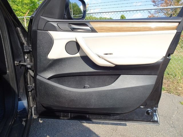 2011 BMW X3 xDrive35i 35i Madison, NC 43