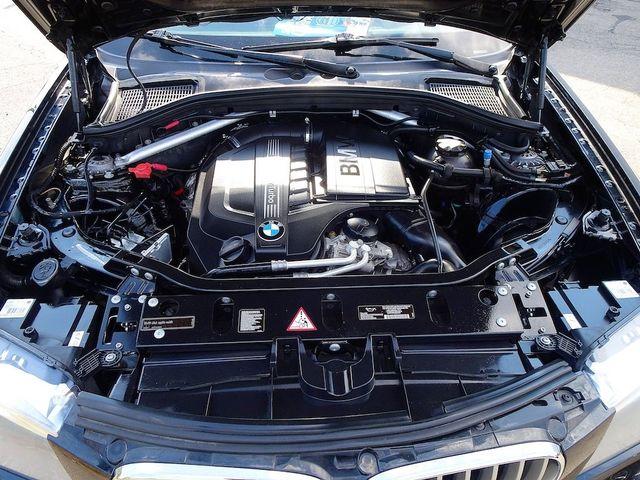 2011 BMW X3 xDrive35i 35i Madison, NC 47